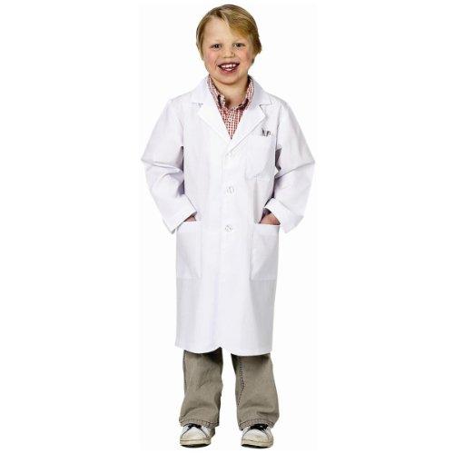 Bata de laboratorio Aeromax Jr., longitud 3/4 (niño de 8 a 10 años)