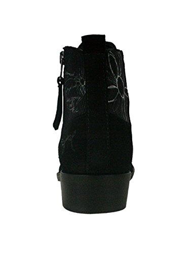 DESIGUAL Damen Designer Schuhe Boots - FLORIA -