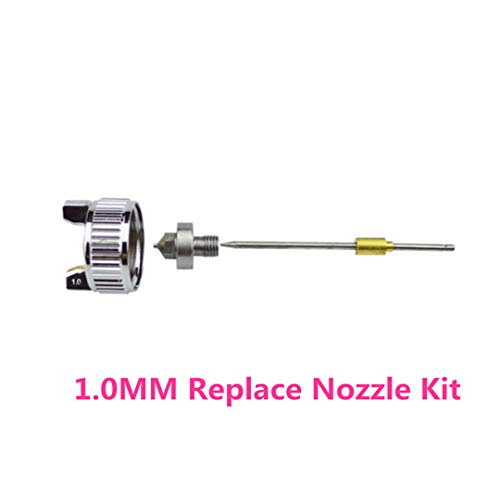 1.0MM Nozzle Professional Spray Gun Mini Air Paint for sale  Delivered anywhere in USA