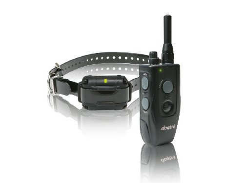 Dogtra Element Hunter Series 1/2 Mile Remote Trainer Transmitter and Collar, My Pet Supplies