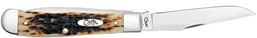 Case Amber Bone Equestrian Pocket Knife by Case (Image #4)