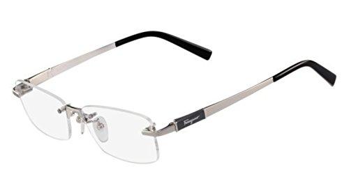 Eyeglasses FERRAGAMO SF 2527 A 045 SILVER