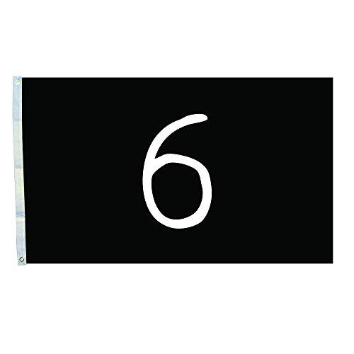 6 God Drake Owl Wall Flag Banner 3 By 5 Foot Indooroutdoor Buy