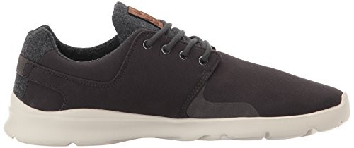 Etnies Men's Scout Xt Skateboarding, Black, Shoe Size Black (Black Raw - 536)