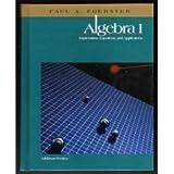 Algebra I: Expressions, Equations, and Applications