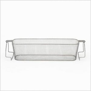 Crest Ultrasonics SSPB2600DH Stainless Steel Perforated Basket for Model P2600 Table Top Cleaner