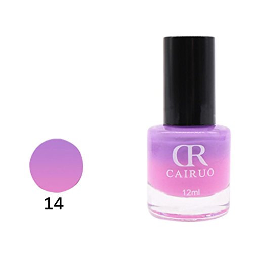 Nail Polish, 12ml Temperature ChangeCosmetic Nail Art Top Co