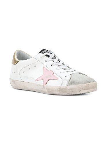 Donne Doca Doro G32ws590e76 Sneakers In Pelle Bianca