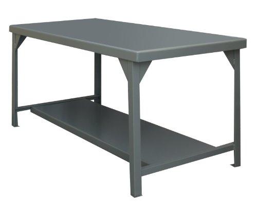 Durham Steel Extra Heavy Duty Workbench, HDWB-3672-95,  12000 lbs Capacity,  36'' Length x 72'' Width x 34'' Height by Durham