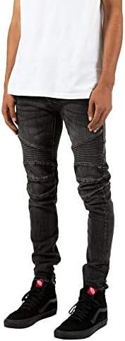 M14 STRETCH DENIM BLACK (LS:PANTS)(COLOR:BK) ボトムス ロングパンツ ジーンズ ストレッチデニム ブラック バイカー 国内正規品