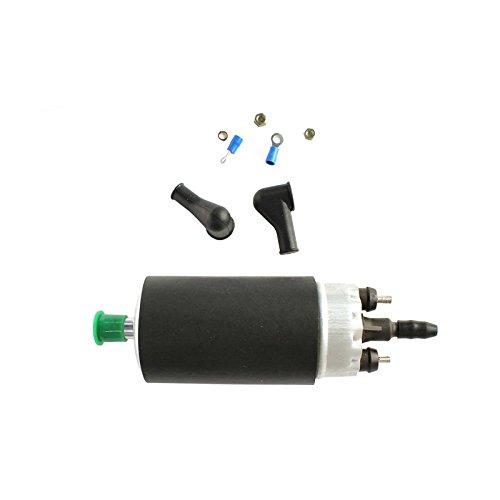 MUCO New Electric Intank Fuel Pump & Install Kit Fit BMW FIAT EAGLE MEDALLION LANCIA ALFA ROMEO VOLKSWAGEN JAGUAR 0580464070 (Pump Fuel Bmw 325e)