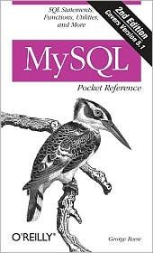 MySQL Pocket Reference 2nd (second) edition Text Only by