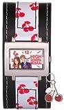 High School Musical-Disney Cherries Watch With Black Strap