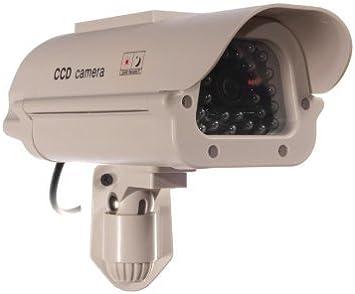Überwachungskamera Kamera Dummy Attrappe Alarmanlage Camera
