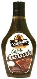 Coronado Cajeta Envinada - Wine Flavor (Squeeze Bottle) 23.1 oz