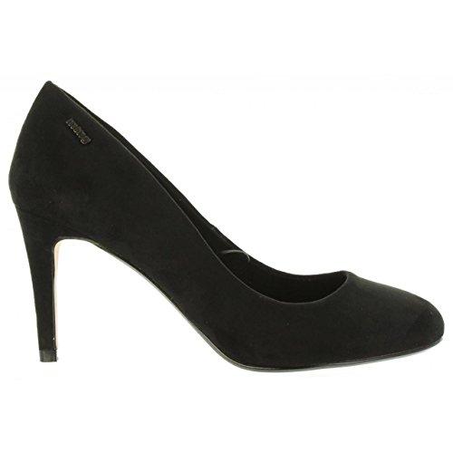 Zapatos de tacón de Mujer MTNG 52781 C17938 FELPI NEGRO