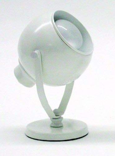 Price comparison product image House of Troy SP520-9 Spot Light Eyeball Lamp,  White