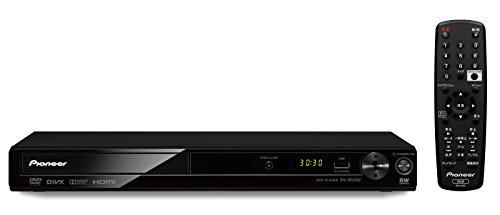 파이오니아 Pioneer DVD플레이어 HDMI단자 탑재 블랙 DV-3030V [국내 정규품]