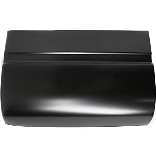 Cab Corner for Chevrolet C/K Full Size P/U 88-99 Right Outer Extension Extended Cab 28X17 in.