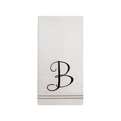 UPC 190714054786, Balmont Collection Classic Initial Cotton Napkin (Set of 4), B