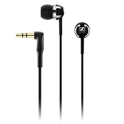 Sennheiser CX 1.00 - Auriculares in-ear (reducción de ruido), negro