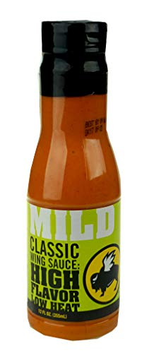 Buffalo Wild Wings Mild Classic Wing Sauce, 12 fl oz (355 mL)