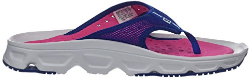 Salomon Women's Rx Break Trail Running Shoes White (White/Pink Yarrow/Surf the Web White/Pink Yarrow/Surf the Web) Zk7LcEE