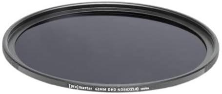 ProMaster ND64x (1.8) 6ストップ 58mm ニュートラル(密度) デジタル HD