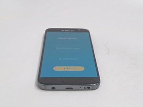 Samsung Galaxy S7 SM-G930F 32GB Factory Unlocked GSM 4G LTE Single Sim Smartphone (Black) (Nextel Phone Touchscreen)
