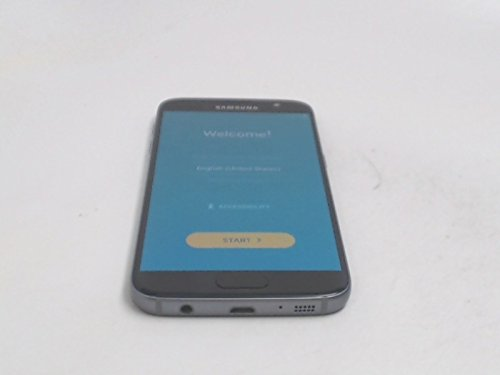 Samsung Galaxy S7 SM-G930F 32GB Factory Unlocked GSM 4G LTE Single Sim Smartphone (Black)