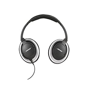 Bose AE2 Around-Ear Audio Headphones, Black