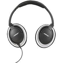 Bose AE2Audífonos que se ubican alrededor del oído. Sin micrófono Negro, Plateado