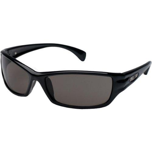 - Suncloud Optics Hook Injected Frames Polarized Sports Sunglasses/Eyewear - Black/Gray/One Size Fits All