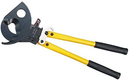 銅・アルミケーブル500mm²直径最大マニュアル切削工具を切断するためのケーブルカッター 小さなハードウェアツール
