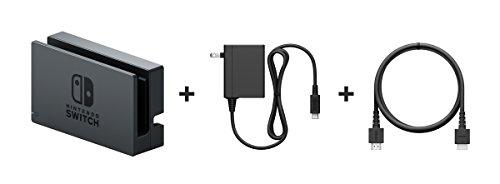 Nintendo Switchドックセットの商品画像
