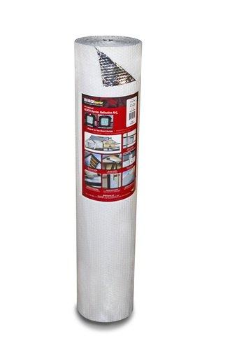 Reach Barrier SS48125 Air Single Reflective Polyethylene Insulation Roll, 4-Feet by 125-Feet