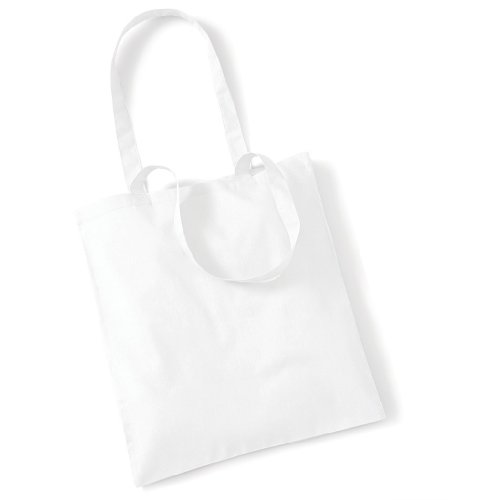Westford Mill Promo Bag for Life White