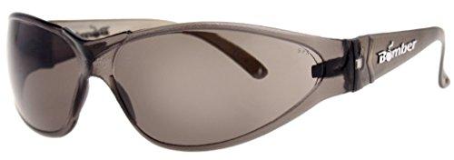 Bomber R103 X-Bomb Safety Glasses Smoke Lens