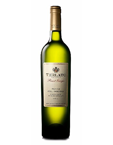 Terlato Vineyards Terlato Vineyards Pinot Grigio Friuli, 750ml Pinot Grigio, 750 Ml, 750 Ct