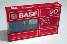 basf-90-lh-extra-i-stereo-cassette