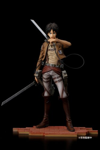 The 8 best anime models aot