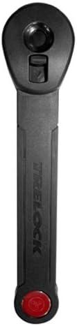Trelock Faltschloss TORO FS 500//90cm mit Kunststoffhalte