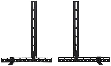 TV Furniture Direct - Soporte de barra de sonido para televisor (posición, por encima o por debajo de la TV y con o sin soporte de pared para TV): Amazon.es: Electrónica