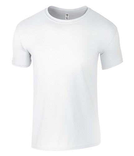 Have It Tall Men's Fashion Fit T Shirt White Medium Tall
