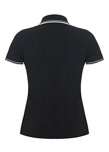Merc - Polo - Rita Classic Merc - Femme - Taille : XL - Couleur : Noir