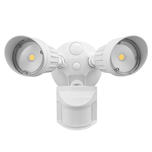 Motion Sensing Flood Security Light
