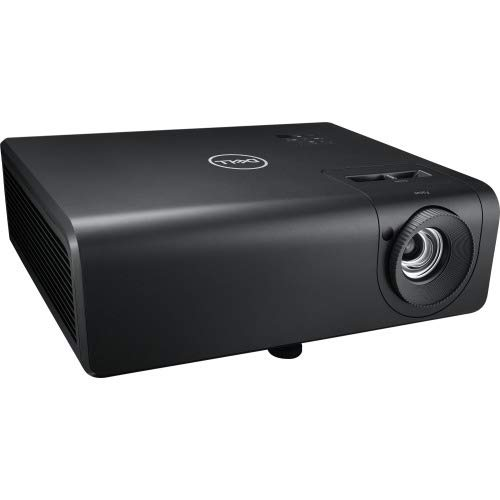 (Dell DLP Projector - 1080p - HDTV - 16:9 - Front - Laser - 20000 Hour Normal Mode - 1920 x 1080 - Full HD - 100,000:1-4000 lm - HDMI - USB - 320 W - Black Color)