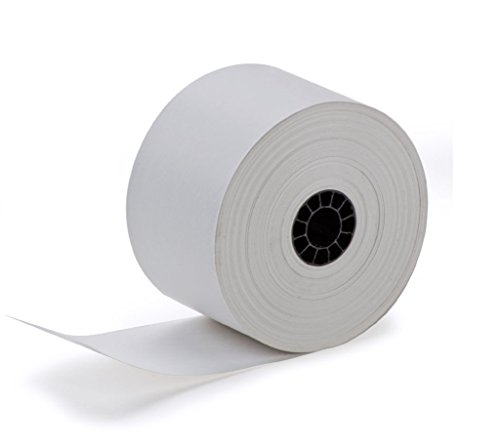 2-1/4'' x 230' Thermal Paper BPA Free Cash Register Rolls (50 Rolls) by O'Image