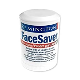 Remington SP-5 Pre-Shave Talc Stick Face Saver For all Men\'s Shavers, Net Weight. 2.1 Ounce/ 60 g (Pack of 6)