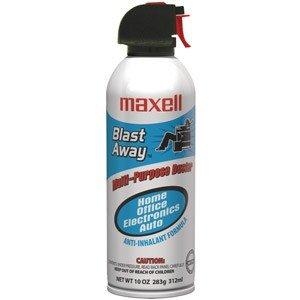 MAXELL 190025 - CA3 Blast Away Canned Air - Maxell Blast